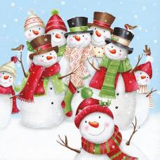 XC108s Snow Family (Single)