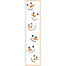 XBM04 Frosty Bookmark