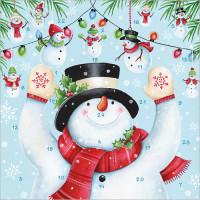XADV14 Snowmen Jokes Advent Calendar