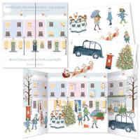 XADV17 Terraced Houses Advent Calendar