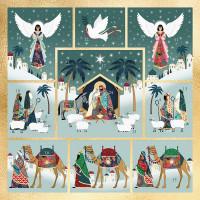 XADV20 Nativity Story Advent Calendar