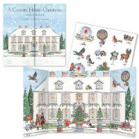 XADV10 A Country House Christmas Advent Calendar
