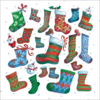 XL18 Stockings (Pk 8)