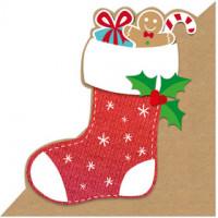 XS33 Christmas Stocking (Pk 15)