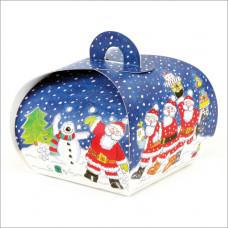 XSP41 Santas Mini-Boxes (Pk 5)