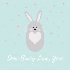 FP5009 Some Bunny Loves You