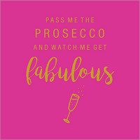 FP5014 Pass the Prosecco