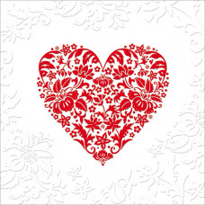 FP6006 Red Heart