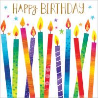 FP6020 Candles (Happy Birthday)