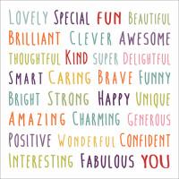 FP6025 Fabulous You!