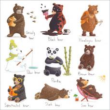 FP6189 Bears