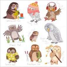 FP6191 Owls