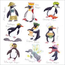 FP6194 Penguins