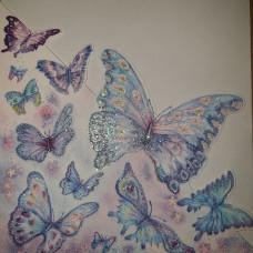LS10 A Flutter of Butterflies