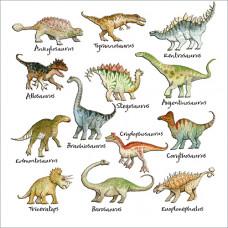 FP6099 Dinosaurs