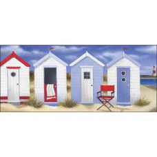 L202 Beach Huts by the Bay