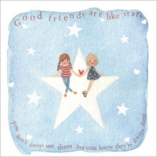 FP6069 Good Friends are Like Stars