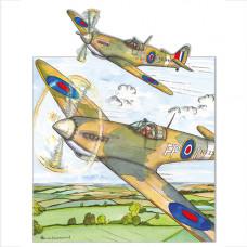 FP6078 Spitfire