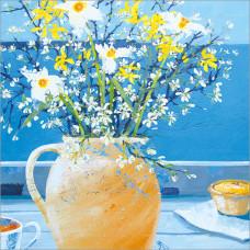 FP6197 Jug of Spring Flowers