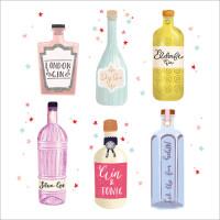 FP5104 Gin Bottles