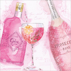 FP6181 Pink Gin & Rose Prosecco