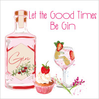 FP6232 Let the Good Times Be Gin