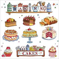 FP6245 Baking Cakes