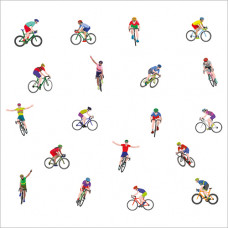 FP5106 Cyclists
