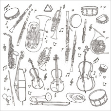 FP6150 Musical Instruments