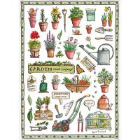FP7078 Garden and Enjoy