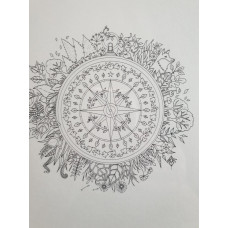 JB04 Compass (Colour-in)