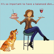 FP5064 A Balanced Diet