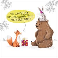 FP6168 Grey Hare