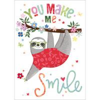 FP7025 You Make Me Smile