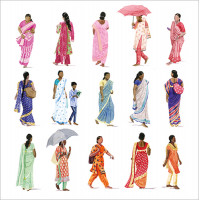 FP6124 Colours of India