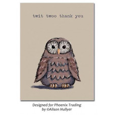 B036 Twit Twoo Gift Card