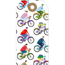 GT028 Cyclists Gift Tag