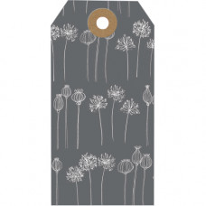 GT032 Seed Heads Gift Tag