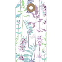 GT035 Garden Stems Gift Tag