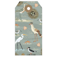 GT039 Decorative Birds Gift Tag