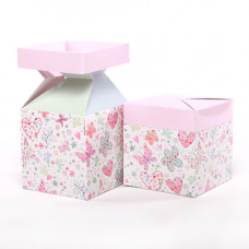 SP36 Hearts, Flowers and Butterflies Gift Boxes (Pk 2)