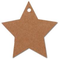TP15 Manilla Star Gift Tag