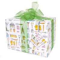 GW092 Gardening Gift Wrap
