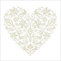 LS53 Silver Heart