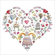 FP6185 Love Love Love