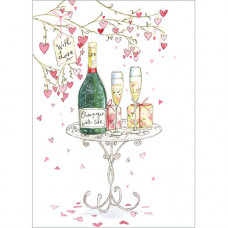 FP7058 Champagne with Love