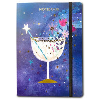NB005 Bubbles A5 Notebook