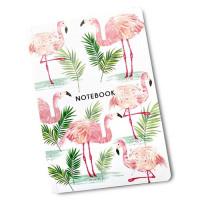NB021 Flamingo A6 Notebook