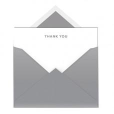 NC008 Thank You Notecard & Envelope (Single)