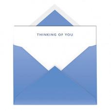 NC017 Thinking of You Notecard & Envelope (Single)